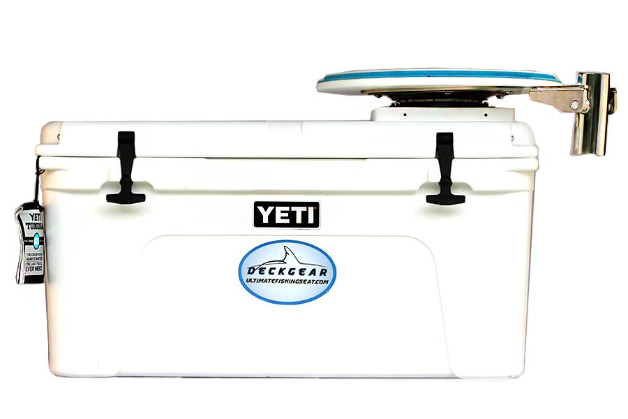 Yeti Deck Gear Cooler Seat